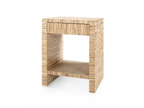 Morgan 1-Drawer Side Table