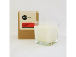 Soy Wax & Shea Butter Massage Candle - Lavender Sage
