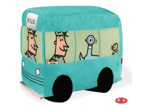 Mo Willems Bus Soft Toy