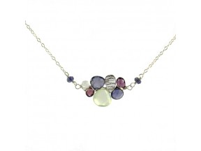 Cool Berry Sorbet Necklace