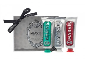 Marvis Travel with Flavour Set