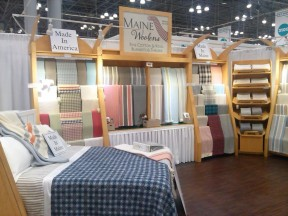 Maine Woolens Throws & Blankets