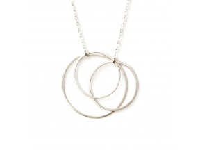 Circle Constellation Necklace