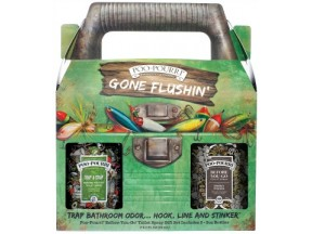 NEW! Gone Flushin' Gift Set