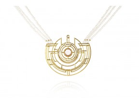 Mega Symmetry Necklace