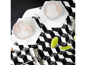 Savannah Hayes Carrara Marble Coasters