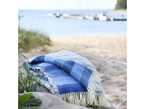 Italian Textured Strato Throw