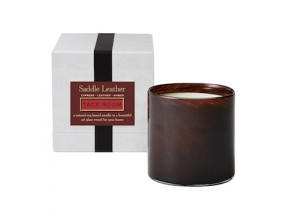 Saddle Leather / Tack Room Candle