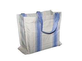Cotton tote bag - lined
