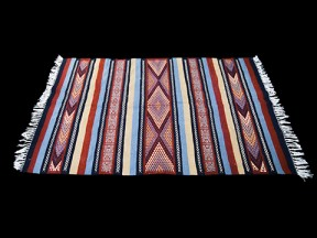 Tribal multicolor Kilim