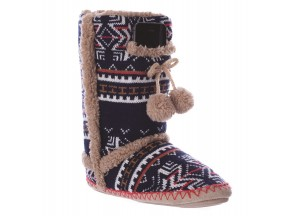 Navajo Indoor/Outdoor Boot With Cell Phone Pocket