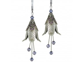 Flower Fairy Earrings - Warlock's Mistress