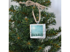 Winter Dreams Ornament