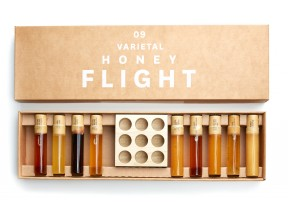 9 Varietal Honey Flight