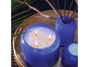 Alassis by Chesapeake Bay Candle Cobalt Water & Driftwood
