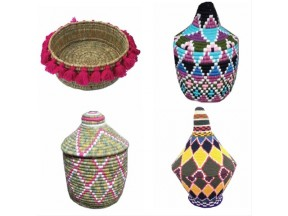 Moroccan Baskets