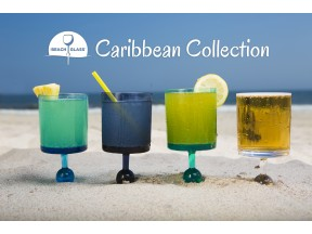 The Beach Glass Caribbean Collection