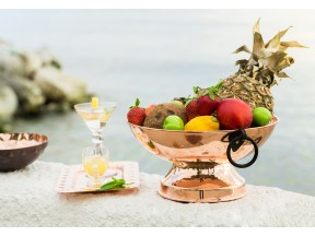Arinna Copper Tabletop Collection
