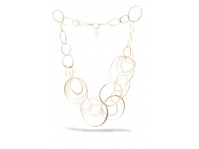 Concentric Statement Necklace