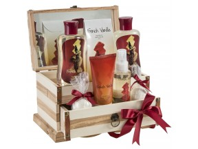 French Vanilla Bath and Body Set