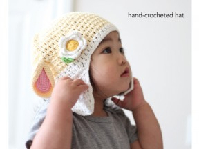 Handcrocheted Hat