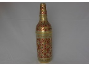 Engraved Brasswares Wine bottle covers