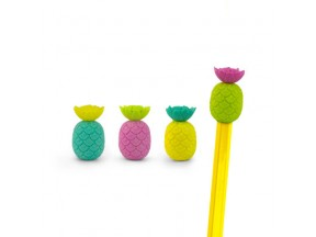 Totally Tropical Pineapple Erasers