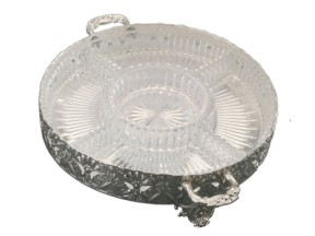 Sectional Serving Dish