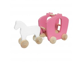 Pony and Carriage