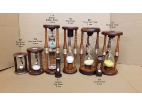 Antique Sand Timers