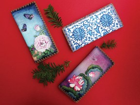 All new designs of wallets by Mlavi