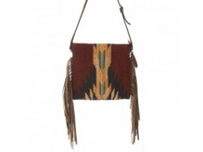 Shadow Palomita Fringe Bag