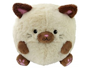 "Squishable Siamese Cat (15"")"