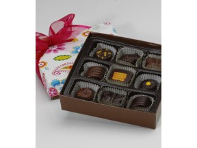 BT McElrath 9 pc. AWARD-WINNING Epicurean Truffle Assortment