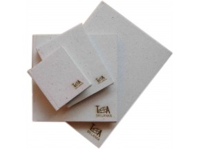 Handmade Recycled Paper Notebooks