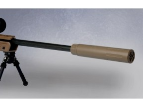 Dragoon .338 QD Suppressor
