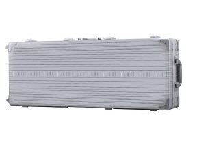 "43"" Aluminum Locking Long Gun Case"