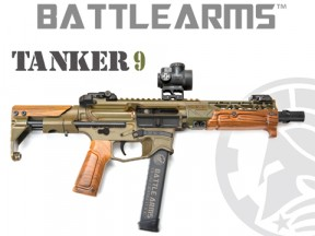 BATTLEARMS™ TANKER9  Personal Defense Weapon (PDW)