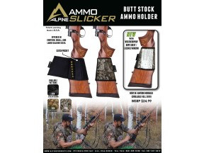 Ammo Slicker: with DOPE Sheet window