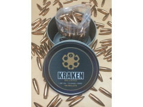 Kraken Ballistics .308 and 6.5mm Match Bullets
