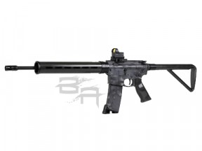 Brigand Arms - Carbon Black Series