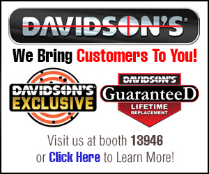Davidson's Booth 13946