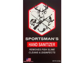 Sportsman's Hand Sanitizer
