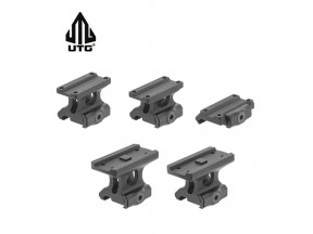 UTG® Super Slim Optic Mounts