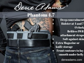 Phantom 360 Holster