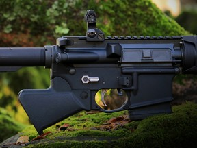 CRG-15 (Compliant Rifle Grip, AR-15)