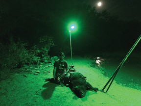 Outfitter™ Solar Powered Light