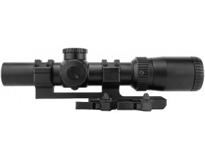 NcSTAR®  1X - 6X Low Power Variable Optic with SPR mount