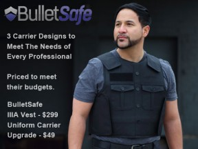 BulletSafe Tactical and Uniform Vest Options