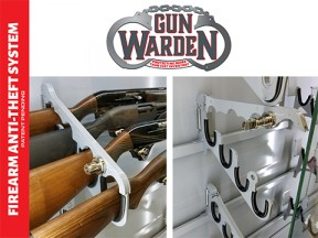 Gun Warden - Firearm Anti-Theft System